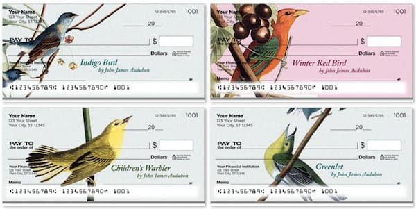 Audubon Bird Checks