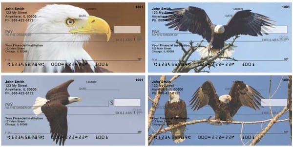 Bald Eagles Personal Checks