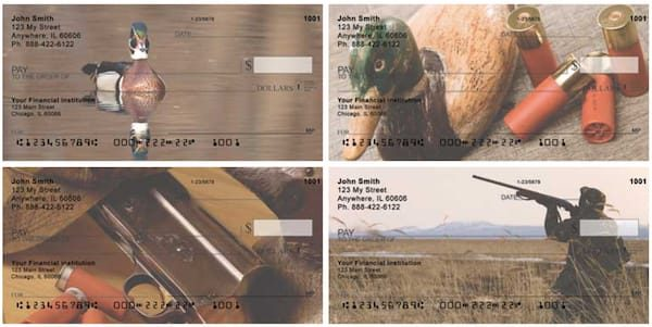 Duck Hunting Personal Checks