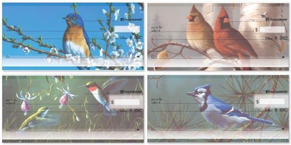 Hautman Songbirds Checks