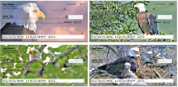 Nesting Eagle Checks