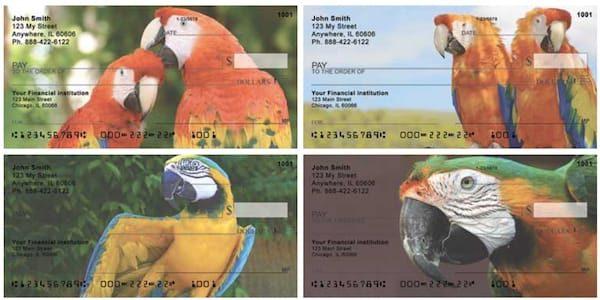 Parrots Personal Checks