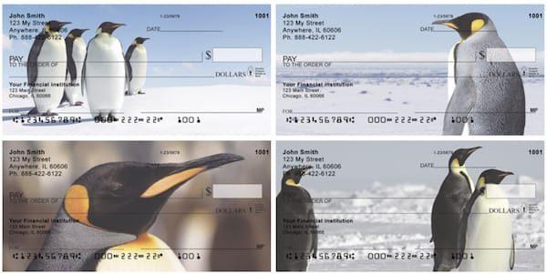 Penguins Personal Checks