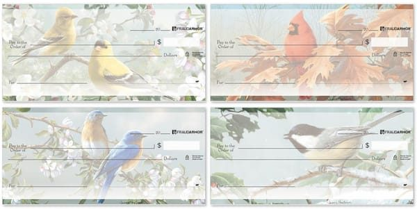 Songbirds Seasons Checks