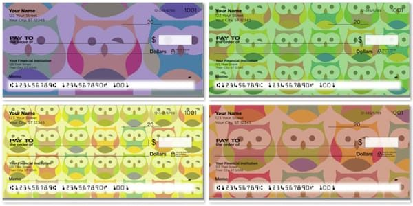 Winking Owl Checks