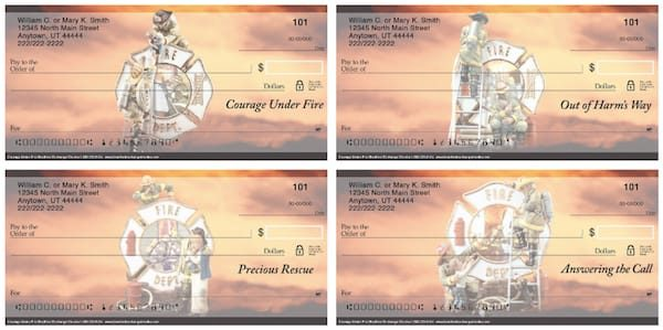 Courage Under Fire Firefighter Personal Checks