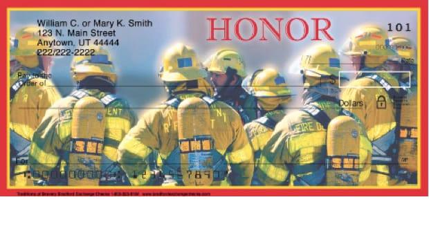 Fire Truck & Firefighter Checks
