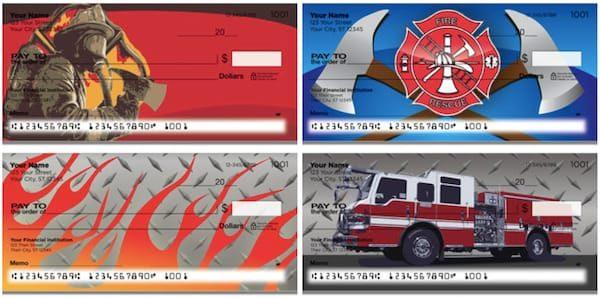 Firefighter Hero Checks