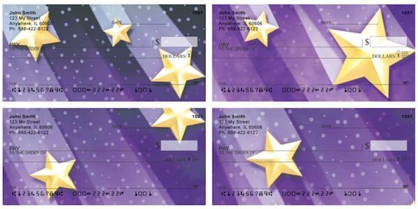 Bright Shining Stars Personal Checks