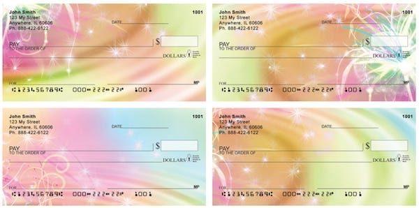 Star Bright Personal Checks