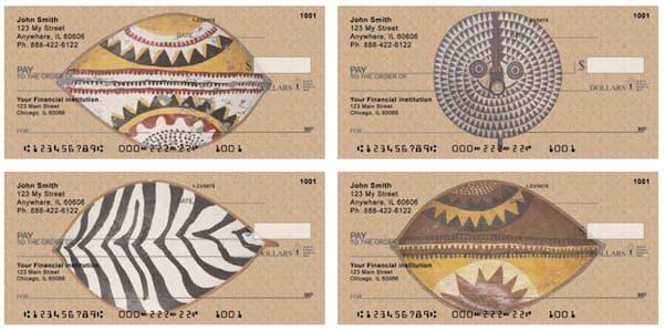 African Shields Checks