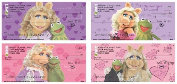 Little Miss Piggy Personal Checks