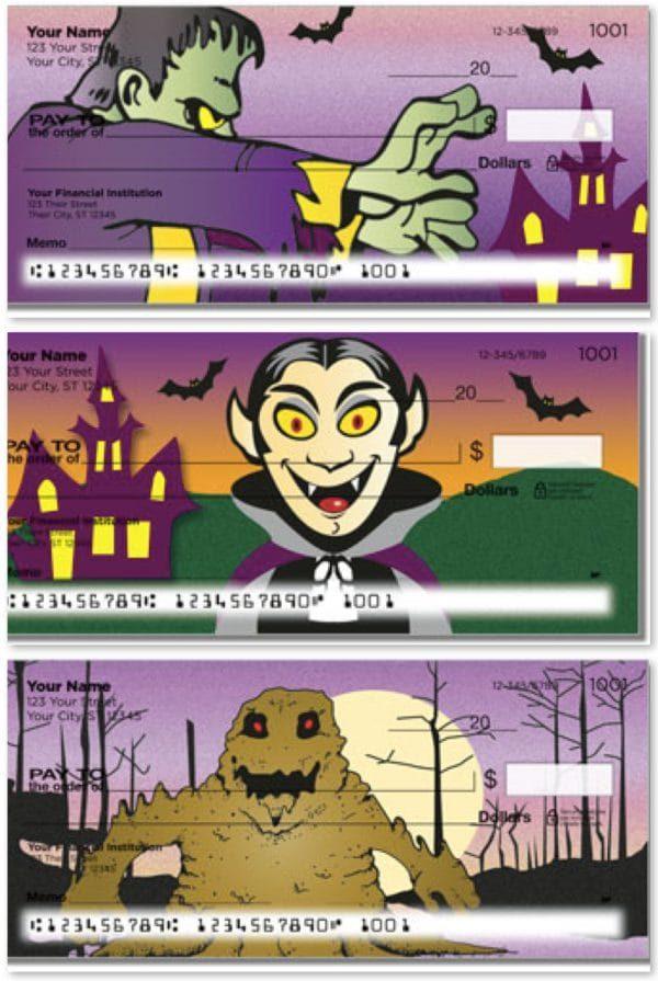 Movie Monster Checks