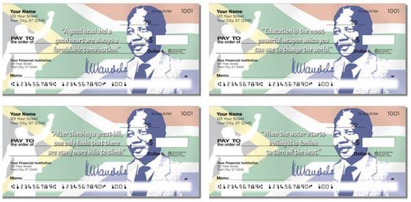 Nelson Mandela Checks