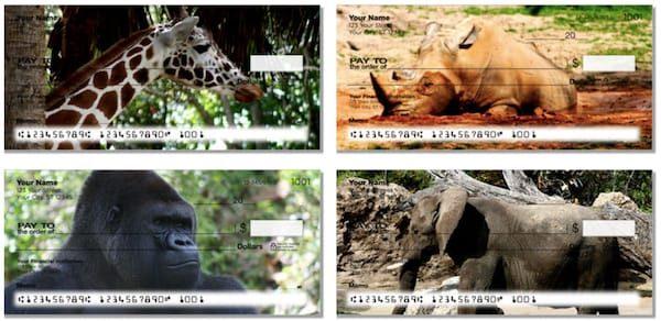 Safari Animal Checks