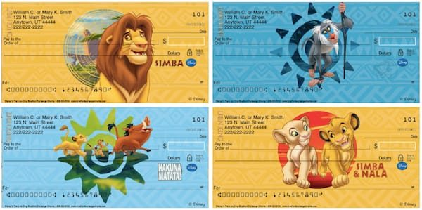 The Lion King Checks