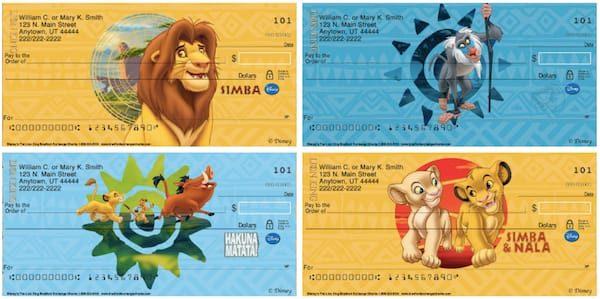 The Lion King Checks