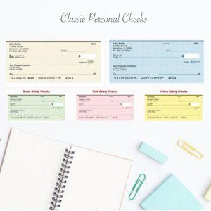 Classic Personal Checks