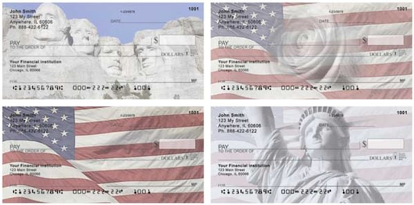 American Reflections Personal Checks