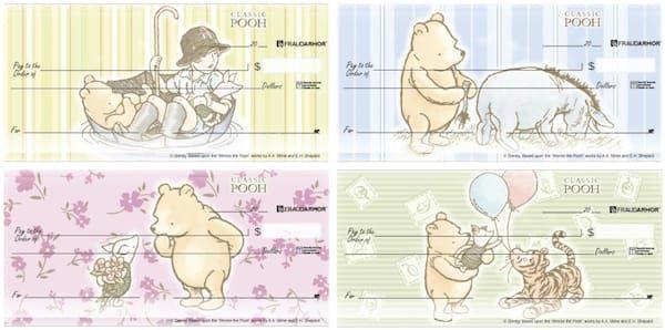Classic Pooh Checks