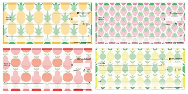 Pineapples & Fruit Checks