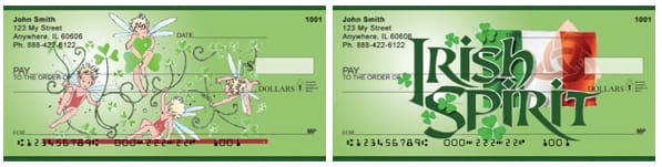 A Bit Of Irish Personal Checks