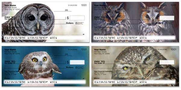 Owl Personal Checks