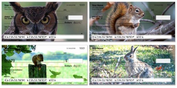 Woodland Creature Checks