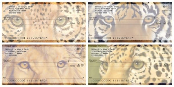 Eyes of the Wild Personal Checks