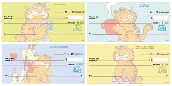 Garfield Classic Personal Checks